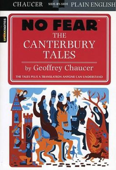 No Fear Shakespeare The Canterbury Tales