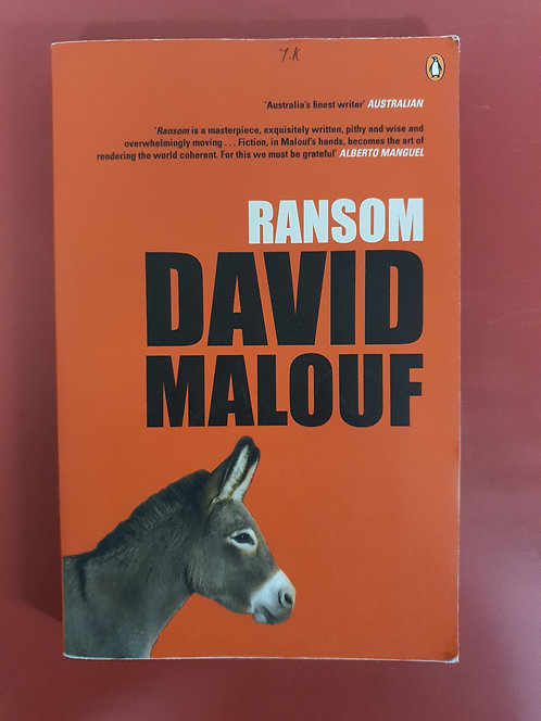 Ransom (SECOND HAND)