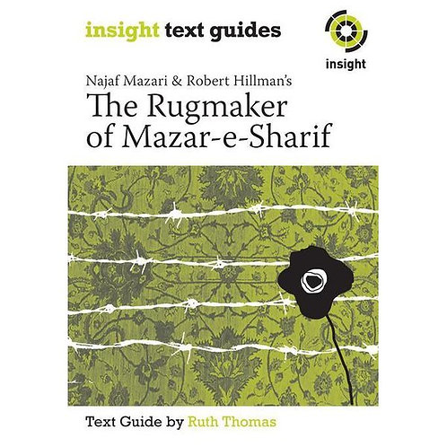 Insight Text Guide: The Rugmaker of Mazar-E-Sharif
