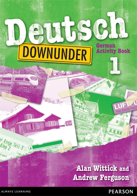 Deutsch Downunder 1 Activity Book Pack