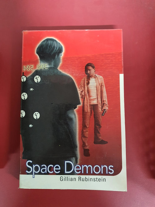 Space Demons (SECOND HAND)