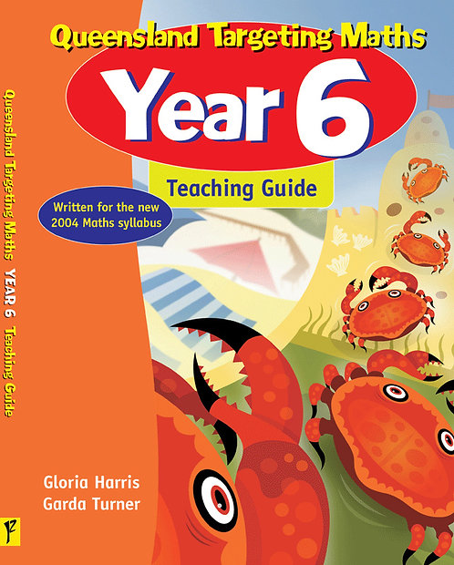 Targeting Maths QLD Teaching Guide: Year 6