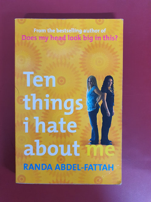 Ten Things I Hate About Me (SECOND HAND)