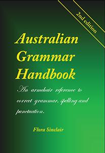 Australian Grammar Handbook 2E