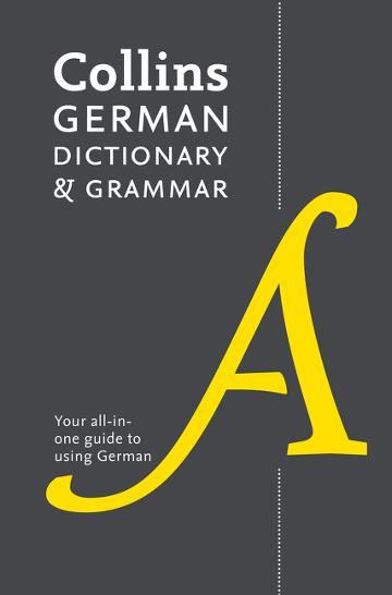 Collins German Dictionary and Grammar 8E