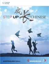 Step Up with Chinese for Beginners! Workbook (Australian Edition)