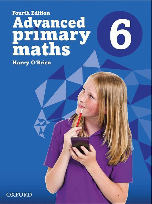 Advanced Primary Maths 6 AC Student Book 4E