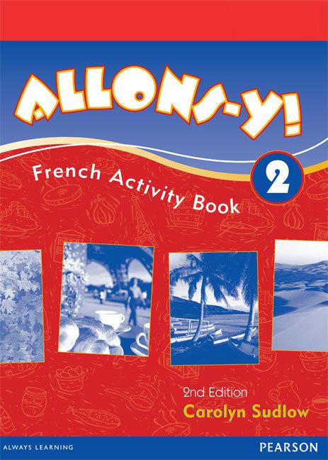 Allons-y! 2 Activity Book 2E