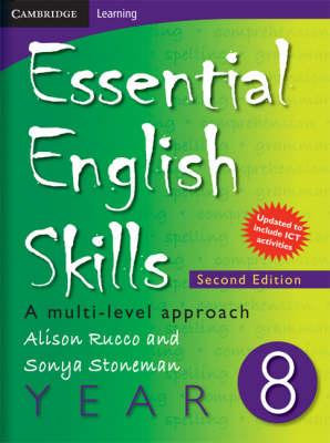 Essential English Skills Year 8 : A multi-level approach