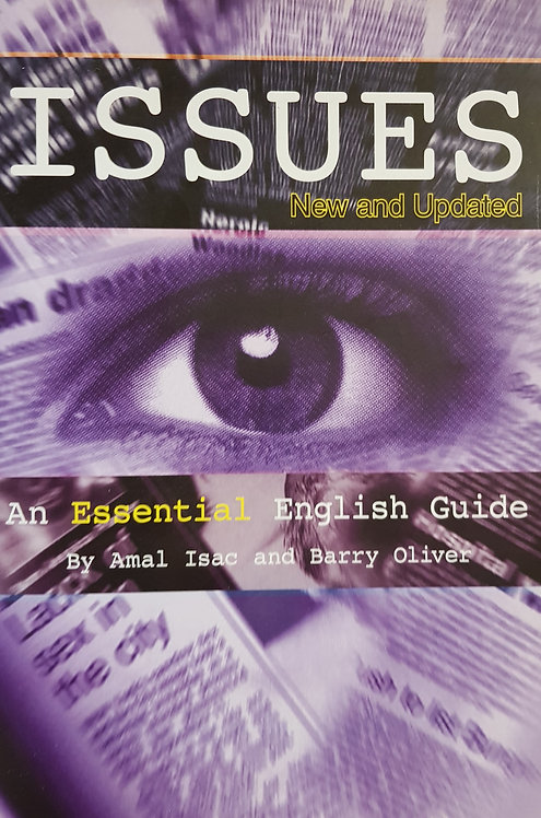 Issues: An Essential English Guide