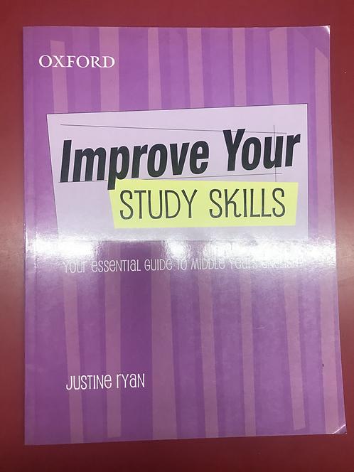 Improve Your Study Skills (SECOND HAND)