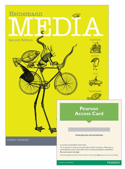Heinemann Media Student Book/Pearson Reader 1.0 Combo Pack