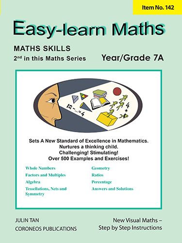 Basic Skills - Easy Learn Maths 7A Years 6-8 (Basic Skills No. 142)