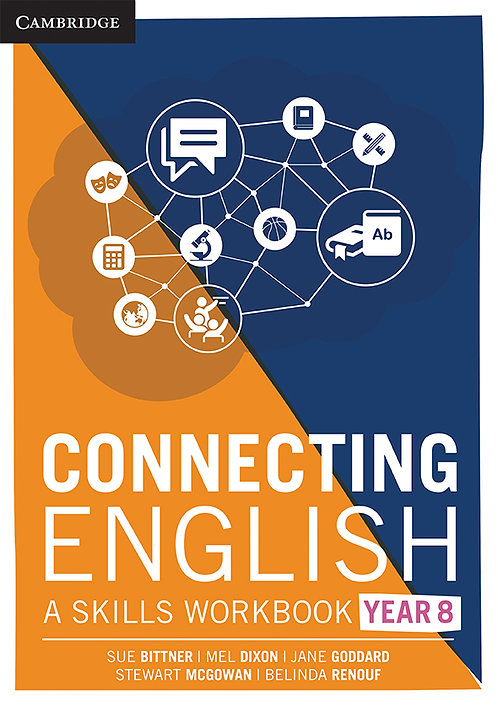 Connecting English: A Skills Workbook Year 8 (PRINT + DIGITAL)