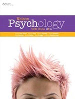 Nelson Psychology VCE 3&4 2E