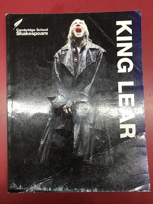 Cambridge School Shakespeare King Lear (SECOND HAND)