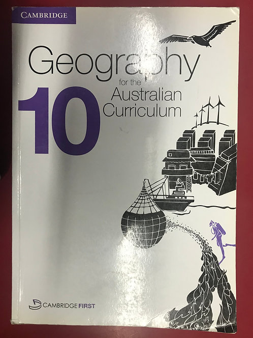 Geography for the Australian Curriculum Year 10 (SECOND HAND)