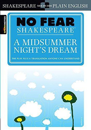 No Fear Shakespeare A Midsummer Night's Dream