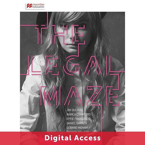 The Legal Maze VCE Units 3&4 Teachers Edition (DIGITAL)