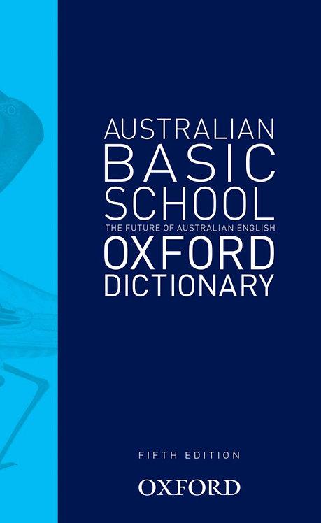Australian Basic School Dictionary 5E
