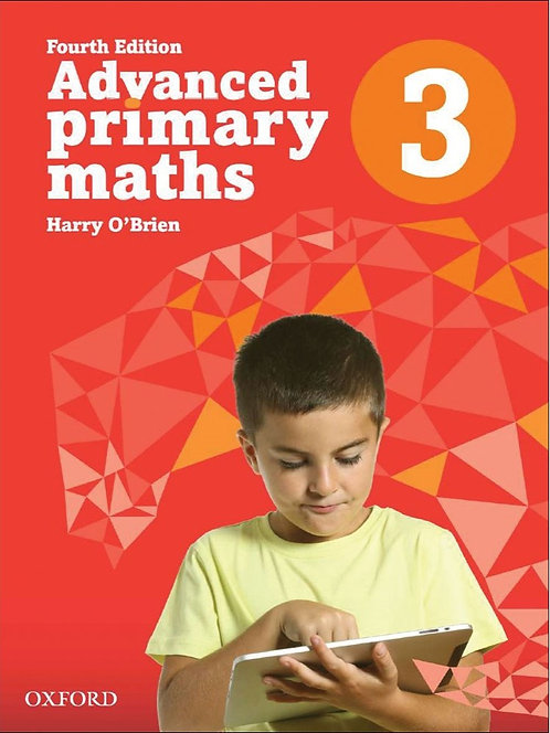 Advanced Primary Maths 3 AC Student Book 4E