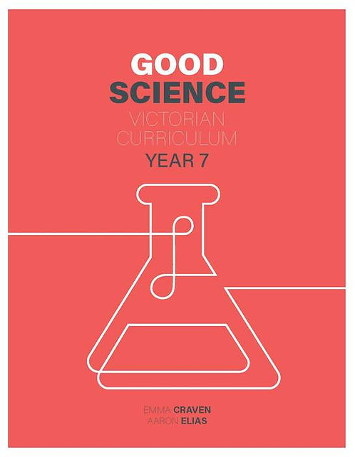 Good Science 7 Victorian Curriculum (PRINT + DIGITAL)