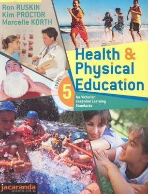 Health and Physical Education for VELS
