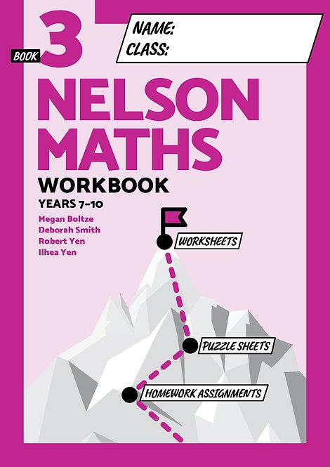 Nelson Maths Workbook 3
