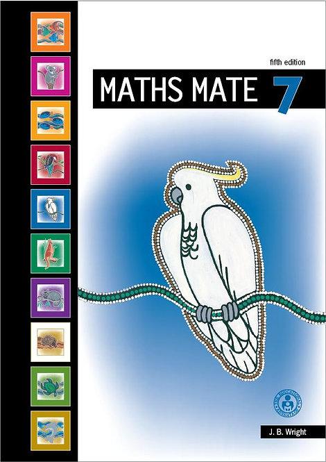 Maths Mate 7 Student Pad 5E