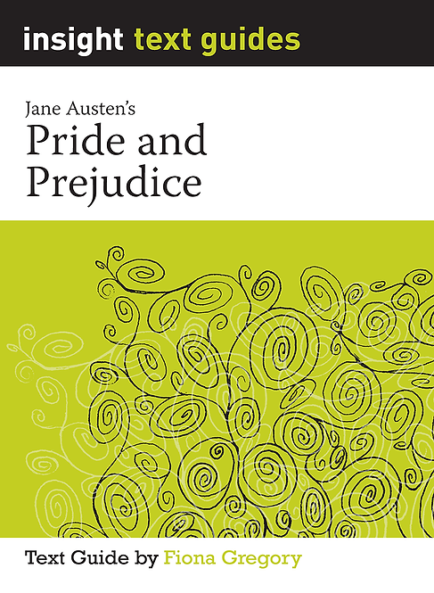Insight Text Guide: Pride and Prejudice (PRINT + DIGITAL)