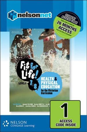Fit for Life! for Victoria Levels 7&8 (DIGITAL)