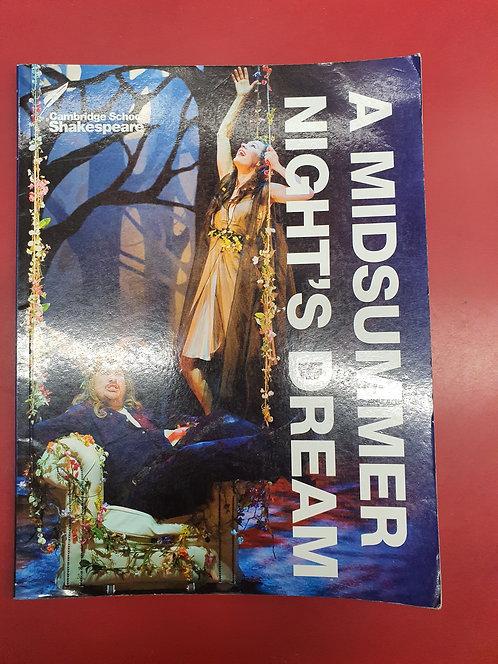 Cambridge School Shakespeare A Midsummer Night's Dream 4E (SECOND HAND)