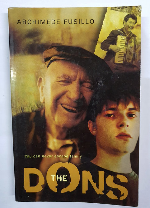 The Dons (SECOND HAND)