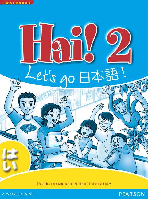 Hai! 2 Workbook