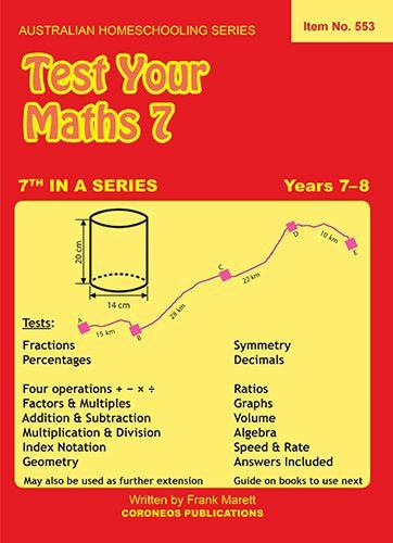 Test Your Maths 7 (Item No. 553)