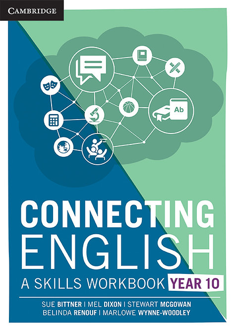 Connecting English: A Skills Workbook Year 10 (PRINT + DIGITAL)