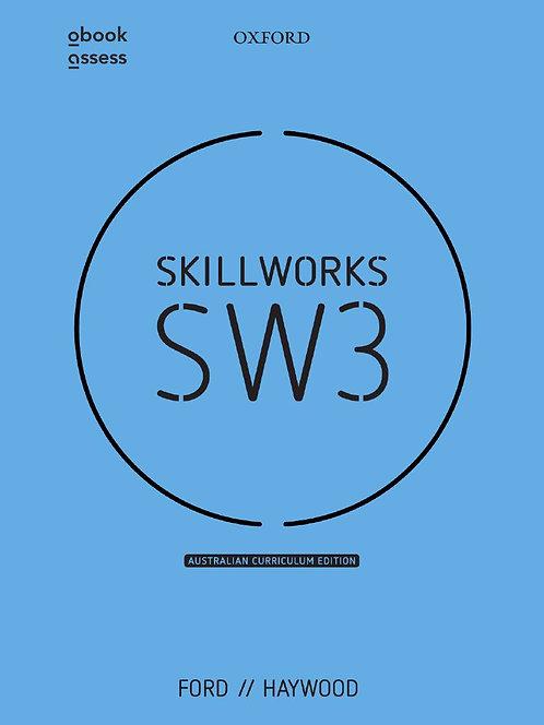 Skillworks 3 Australian Curriculum Edition 3E (PRINT + DIGITAL)
