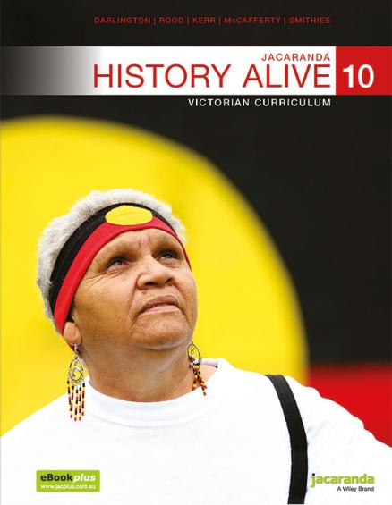 Jacaranda History Alive 10 Victorian LearnON & Print + World History Atlas
