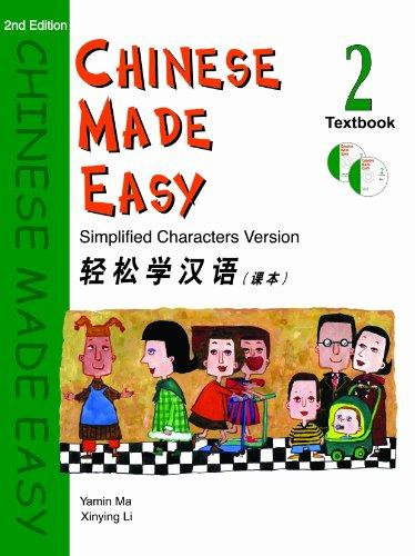 Chinese Made Easy 2 Textbook 2E
