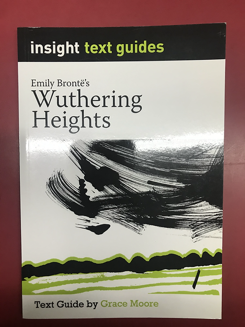 Insight: Wuthering Heights (SECOND HAND)