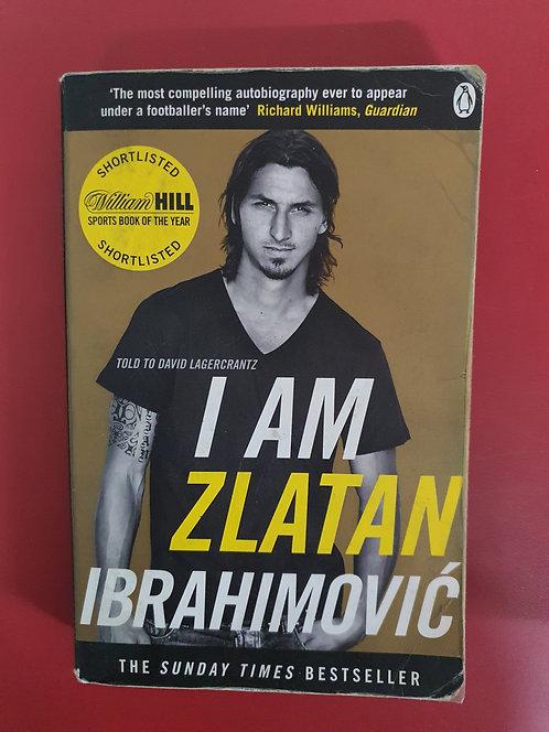 I Am Zlatan Ibrahimovic (SECOND HAND)