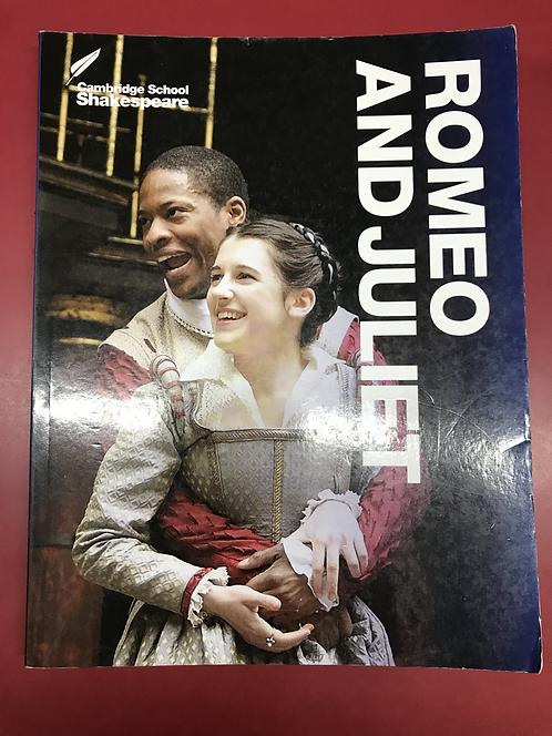 Cambridge School Shakespeare Romeo and Juliet (SECOND HAND)