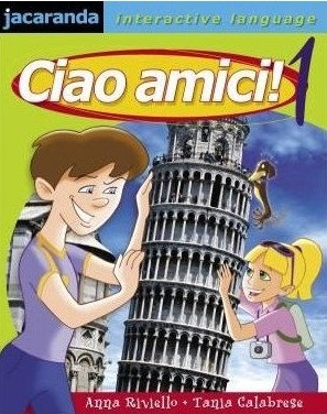 Ciao Amici! 1 Text, CD-ROM and Workbook Pack