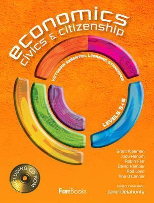 Economics, Civics & Citizenship Student Book & CD