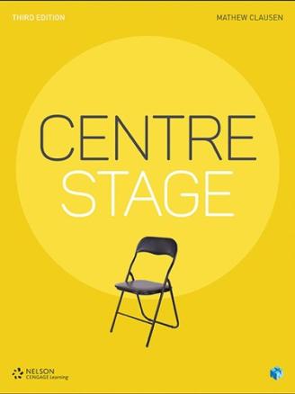 Centre Stage 3E