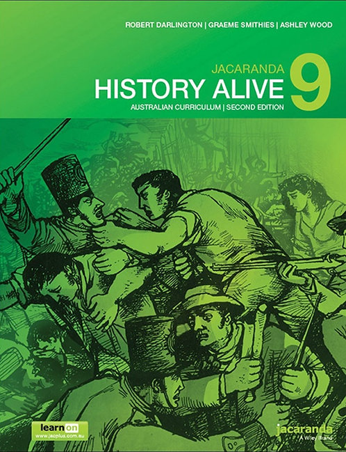 Humanities Alive 9 2E AC Print + LearnON Pack (PRINT + DIGITAL)