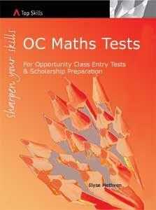 Top Skills O.C. Maths Tests