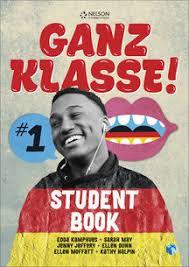 Ganz Klasse! Student Book 1