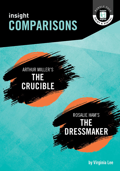 Insight Comparison: The Crucible/The Dressmaker (PRINT+ DIGITAL)