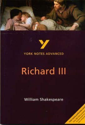 York Notes Advanced: Richard III